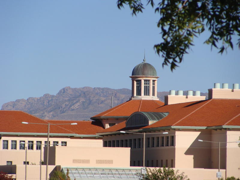 New Mexico State University in Las Cruces, N.M.