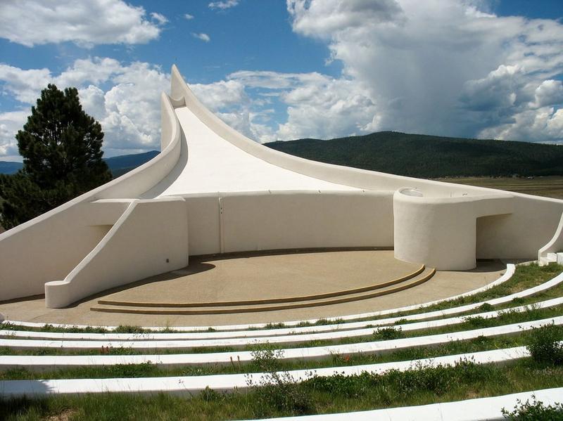 Vietnam Veterans Memorial in Angel Fire, New Mexico