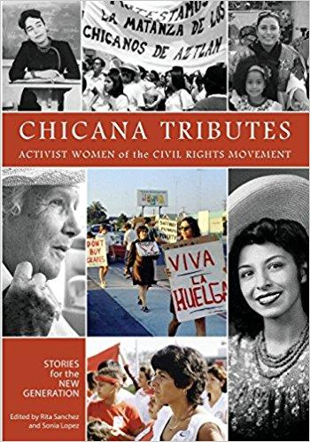 Chicana Tributes (Book Cover)