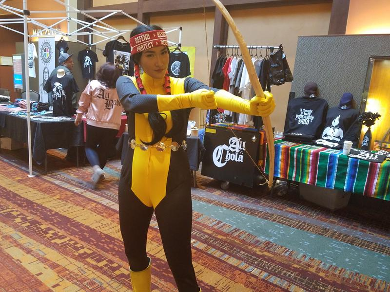 Dezbah Rose puts her own spin on the X-Men's Dani Moonstar