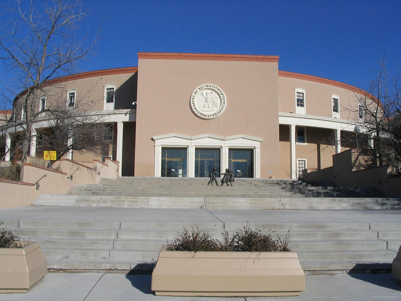 New Mexico Statehouse