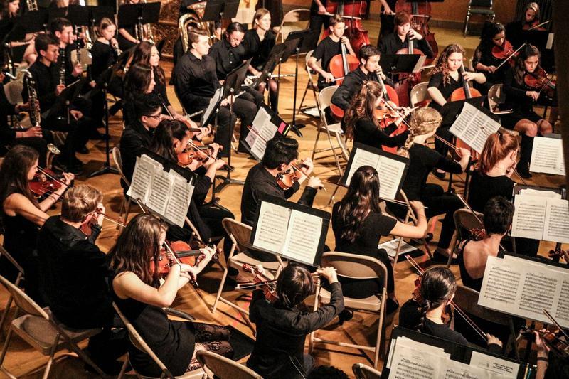 The Santa Fe Youth Symphony