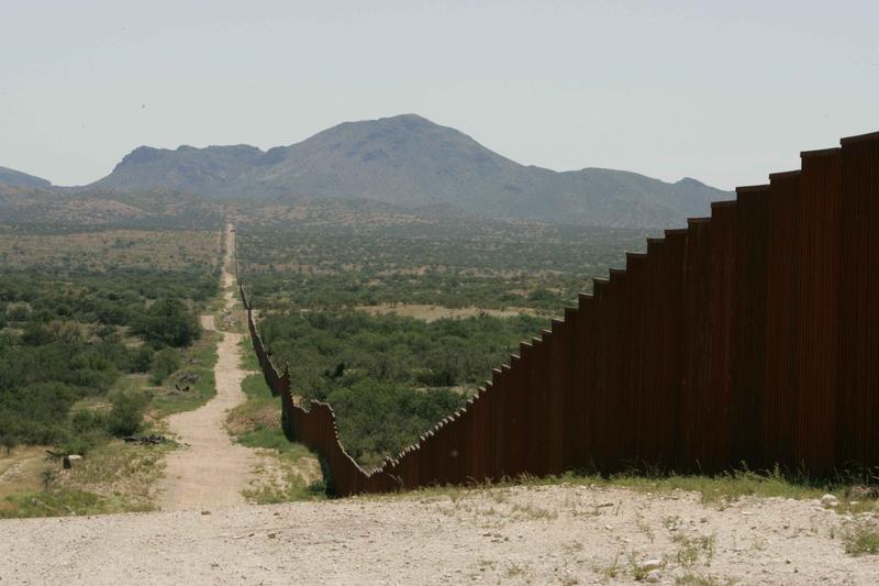 Long Border Wall