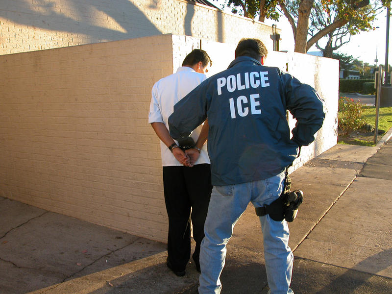 U.S. Immigration Arrest