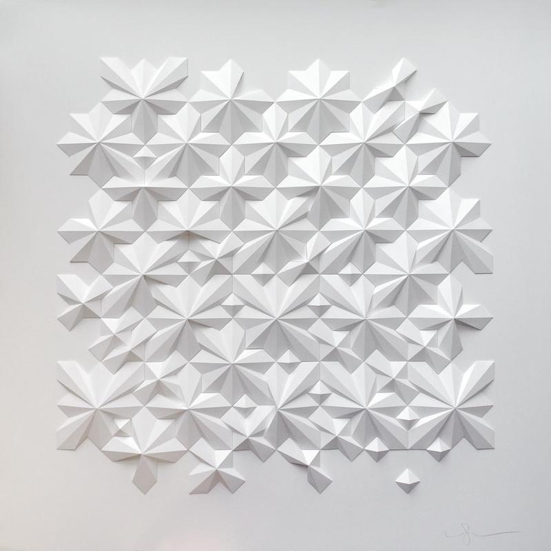 "Ara 322  Paper 26"" x 26"" x 1"""