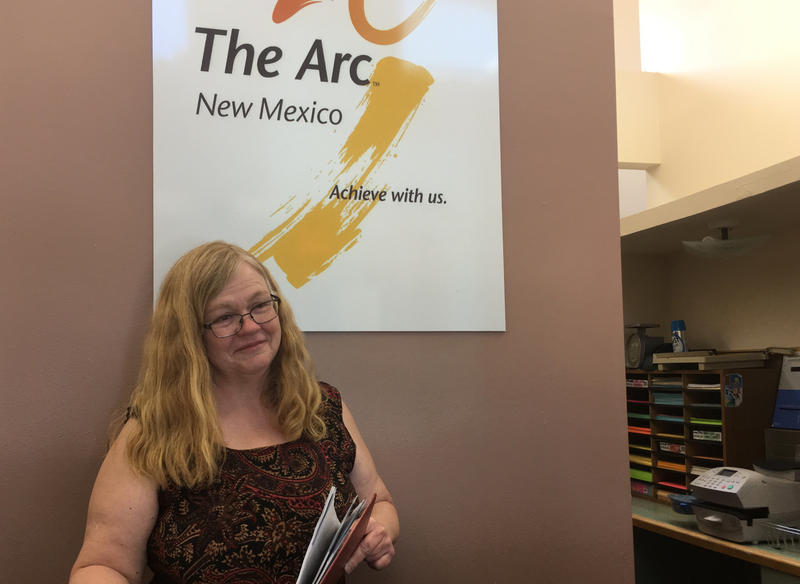 Pamela Stafford is Public Policy Director at The Arc of New Mexico