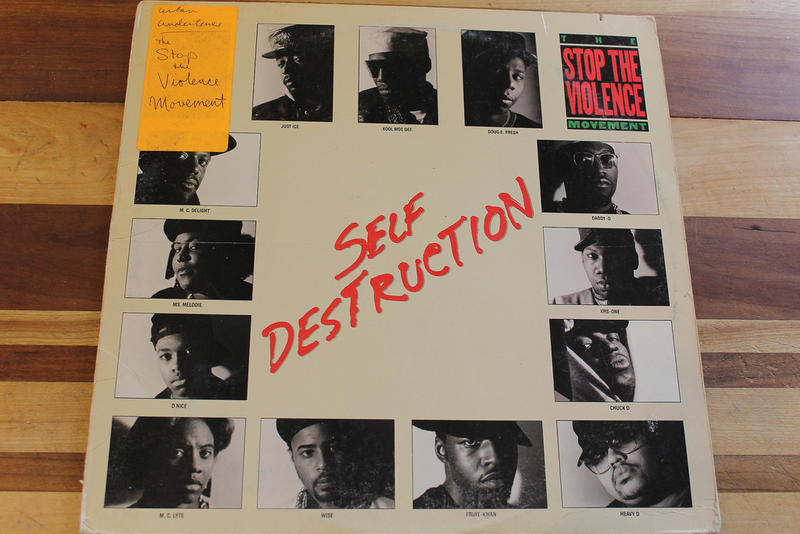 Self Destruction was made by Boogie Down Productions as a part of the Stop The Violence movement, started by KRS One in 1987