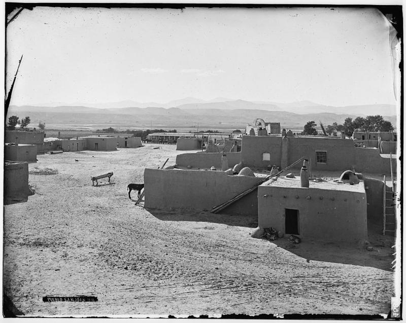 San Juan Pueblo