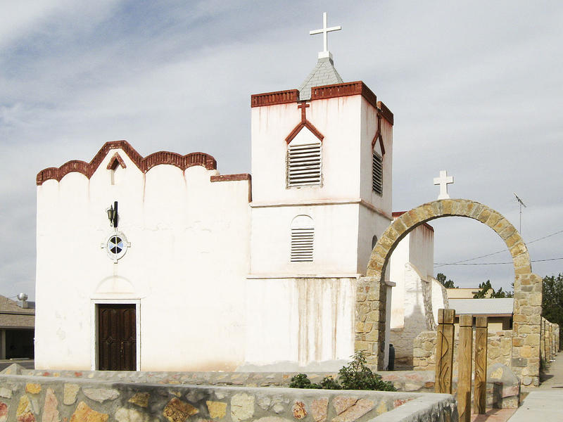 Our Lady of Purification in Doña Ana, New Mexico, is a parish in the Diocese of Las Cruces.