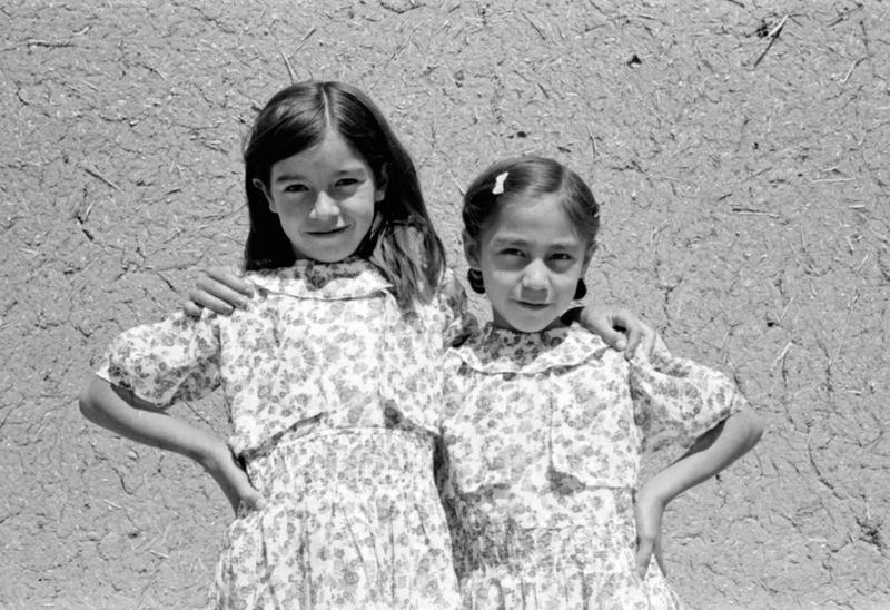 Chamisal, New Mexico, 1940