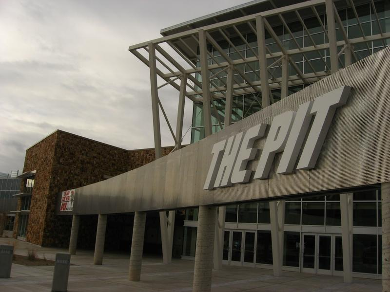 The Pit at UNM