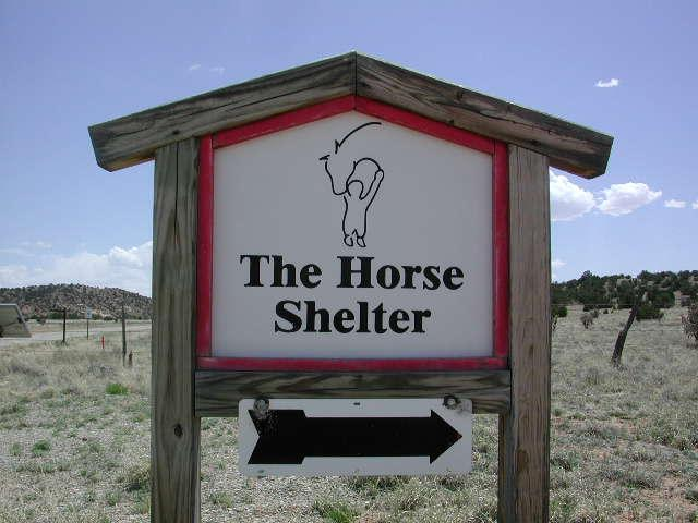 It's one of 9 licensed equine rescue organizations in New Mexico.