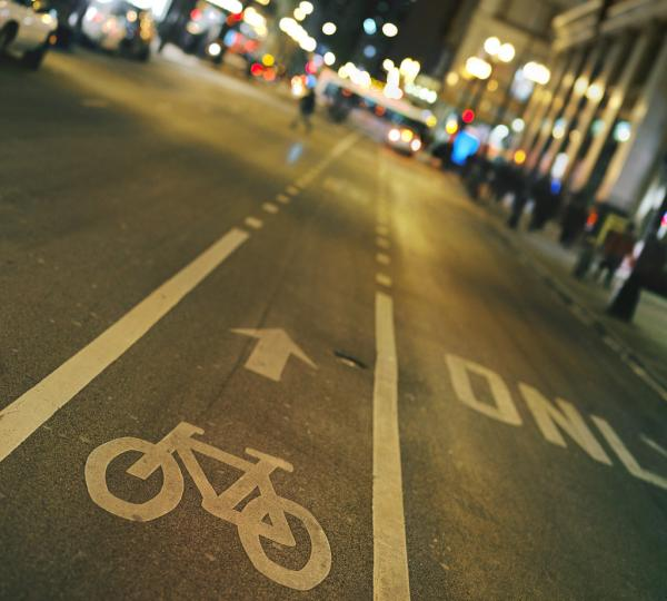 Experts say both cyclists and drivers have to work on paying attention to one another in order to reduce the number of collisions.