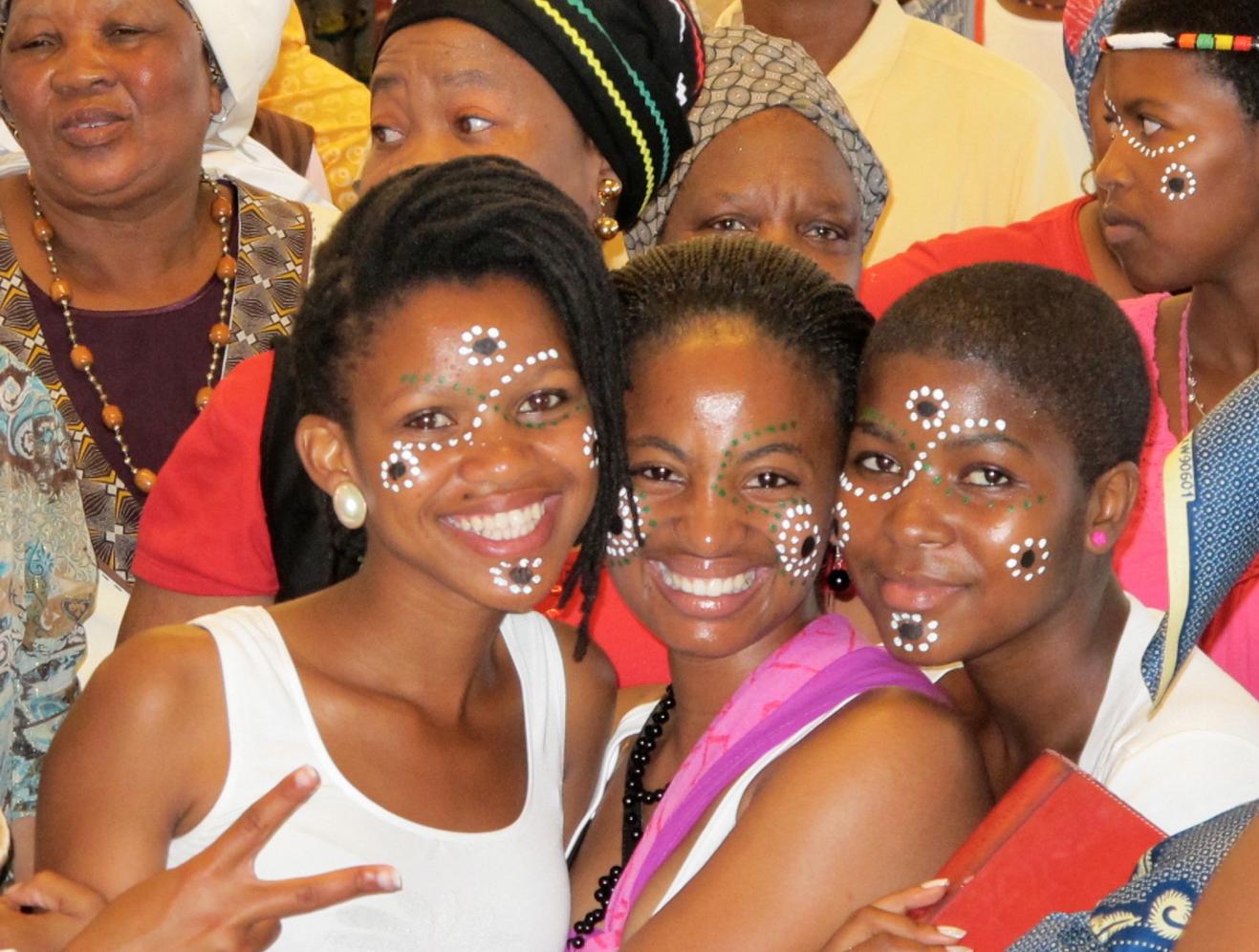 Dating a xhosa girl