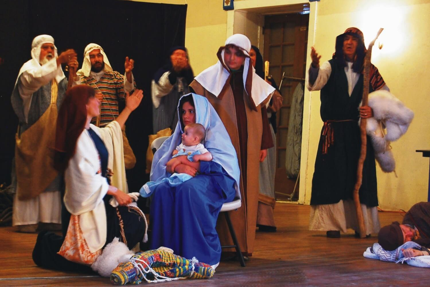 A Centuries-Old Christmas Tradition Lives On In New Mexico | KUNM
