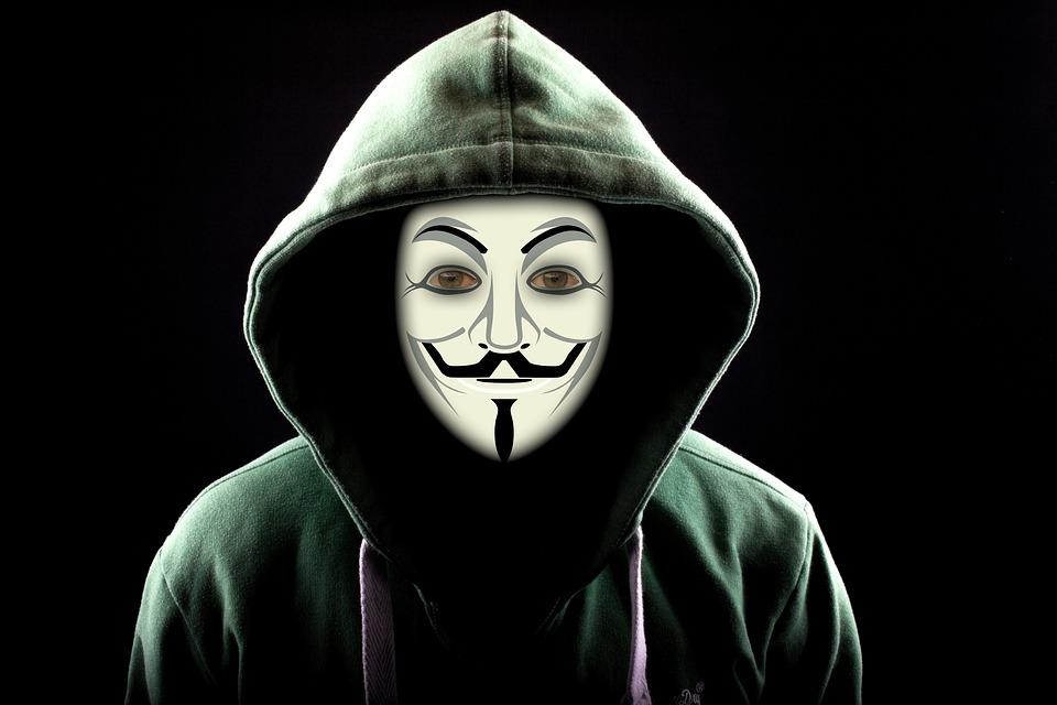 Author to speak in santa fe about the hacker group anonymous kunm - Pictures of anonymous mask ...