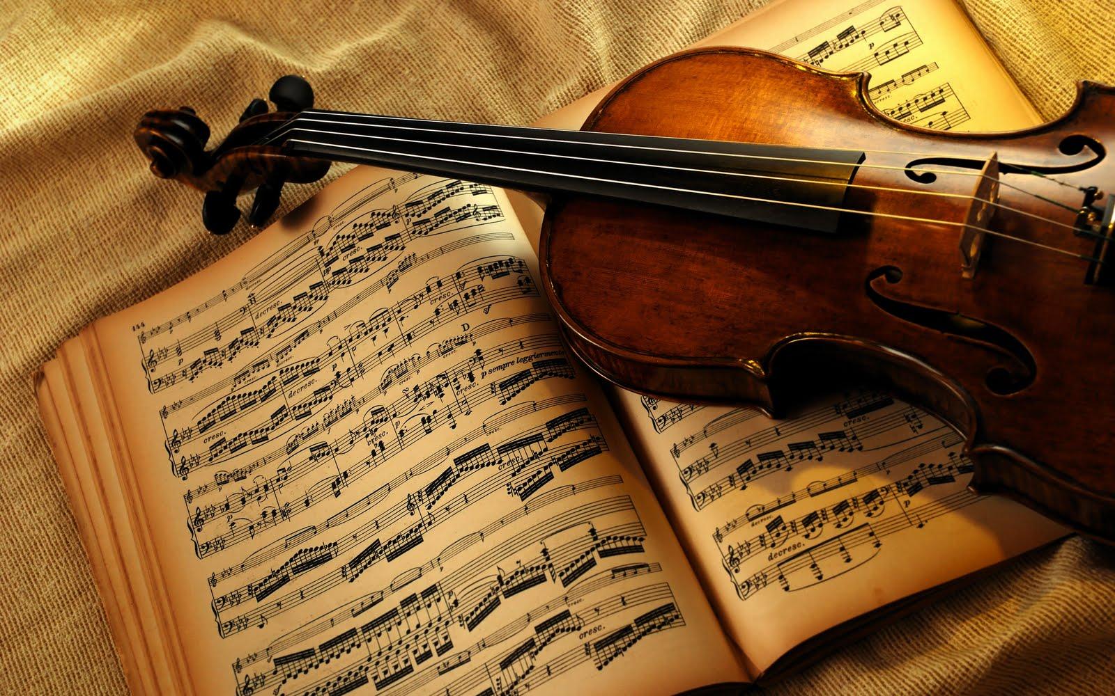 Classical musikinstrumente - 26410