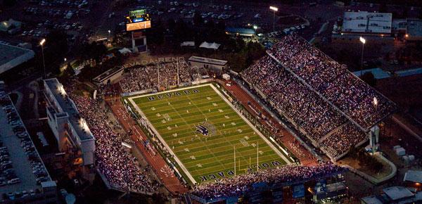 Nevada Wolf Pack Wallpaper: UNR Hoping To Renovate Mackay Stadium