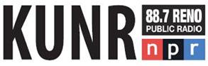 KUNR logo