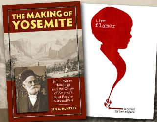 We learn about a forgotten figure in the history of America's most popular National Park: Yosemite. And we talk with Reno author