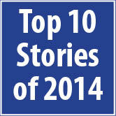 UNR Top 10 Stories of 2014 graphic