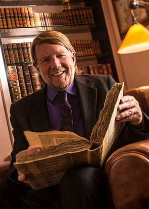 Dr. Eric Rasmussen, Chair of the University of Nevada, Reno's English Department, is considered a leading world expert on Shakespeare.