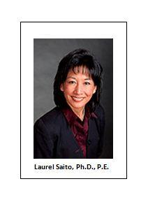 Laurel Saito, Ph.D., P.E.