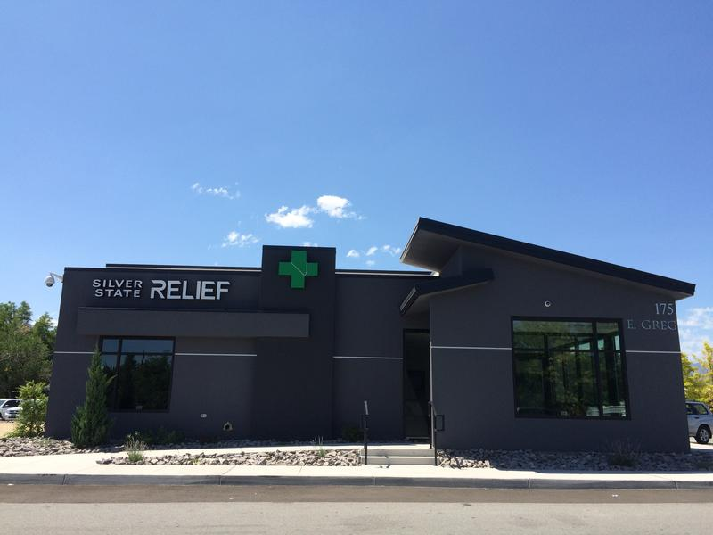 Silver State Relief is Nevada's first medical marijuana dispensary. It's located at 175 E. Greg Ave. in Sparks.