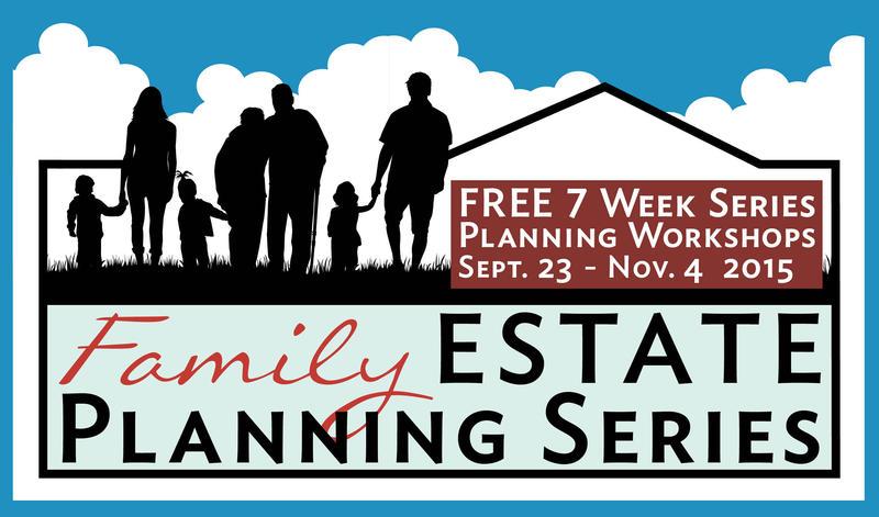 2015 Estate Planning Series