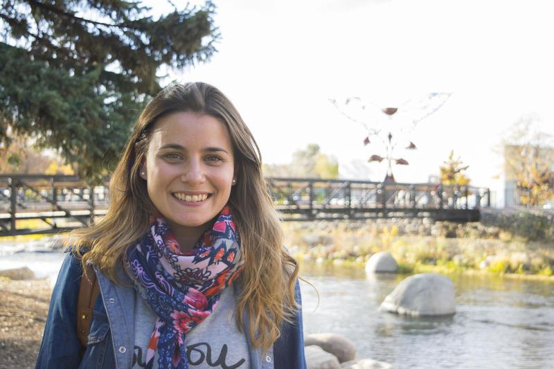 Argentinian Fulbright Scholar Melisa Prior