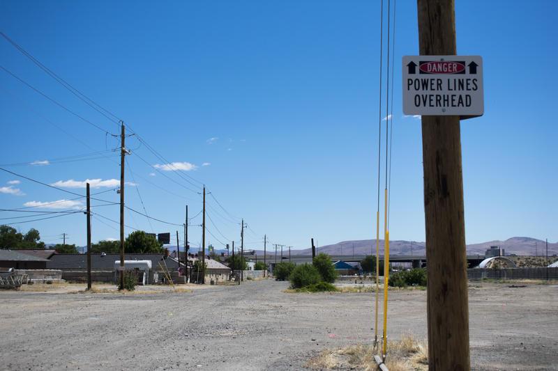 The Sage Street site.