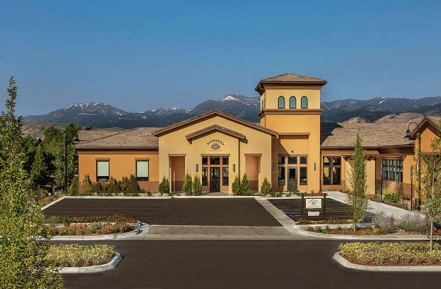 Units at Harvest in Damonte Ranch range in size from 820 to 1,504 square feet, with rents averaging between $1,500 and $2,500 a month.
