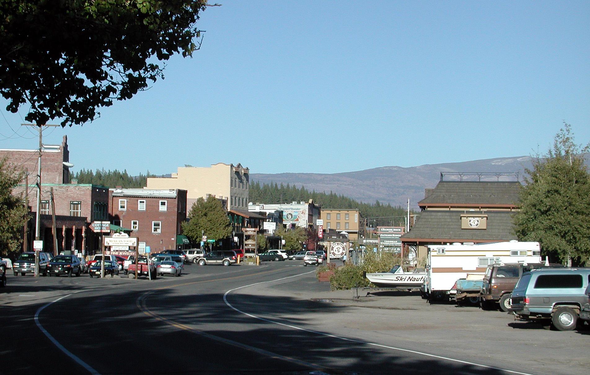 Via Vista Nevada City Ca