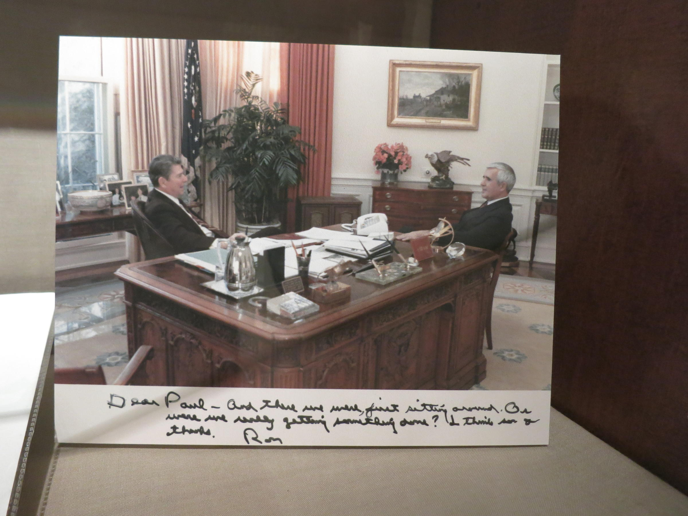 History Repeats Itself In New Unr Political Exhibit