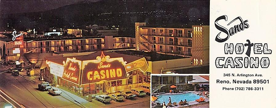 Time in reno