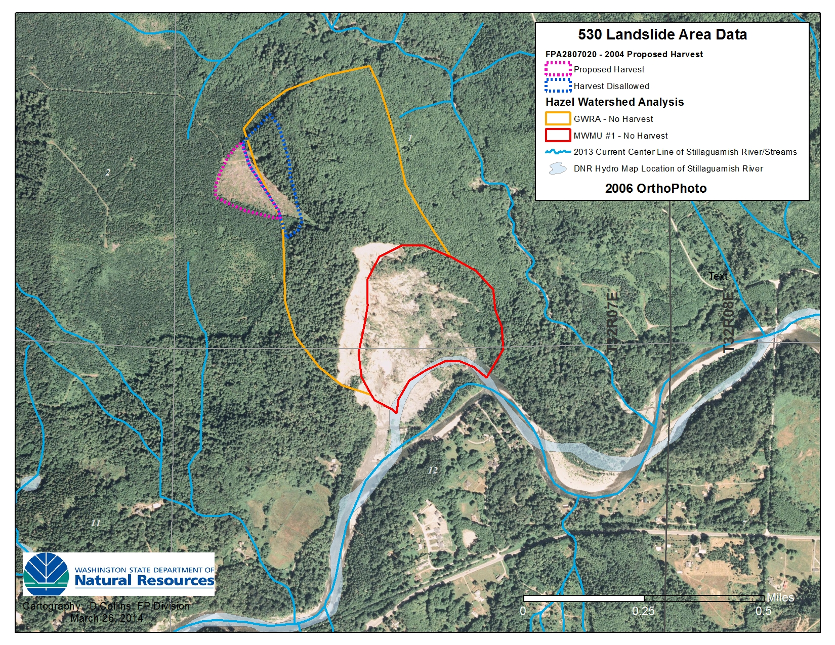 Oso Logger We Followed Rules Cut Edge Of Landslide Zone