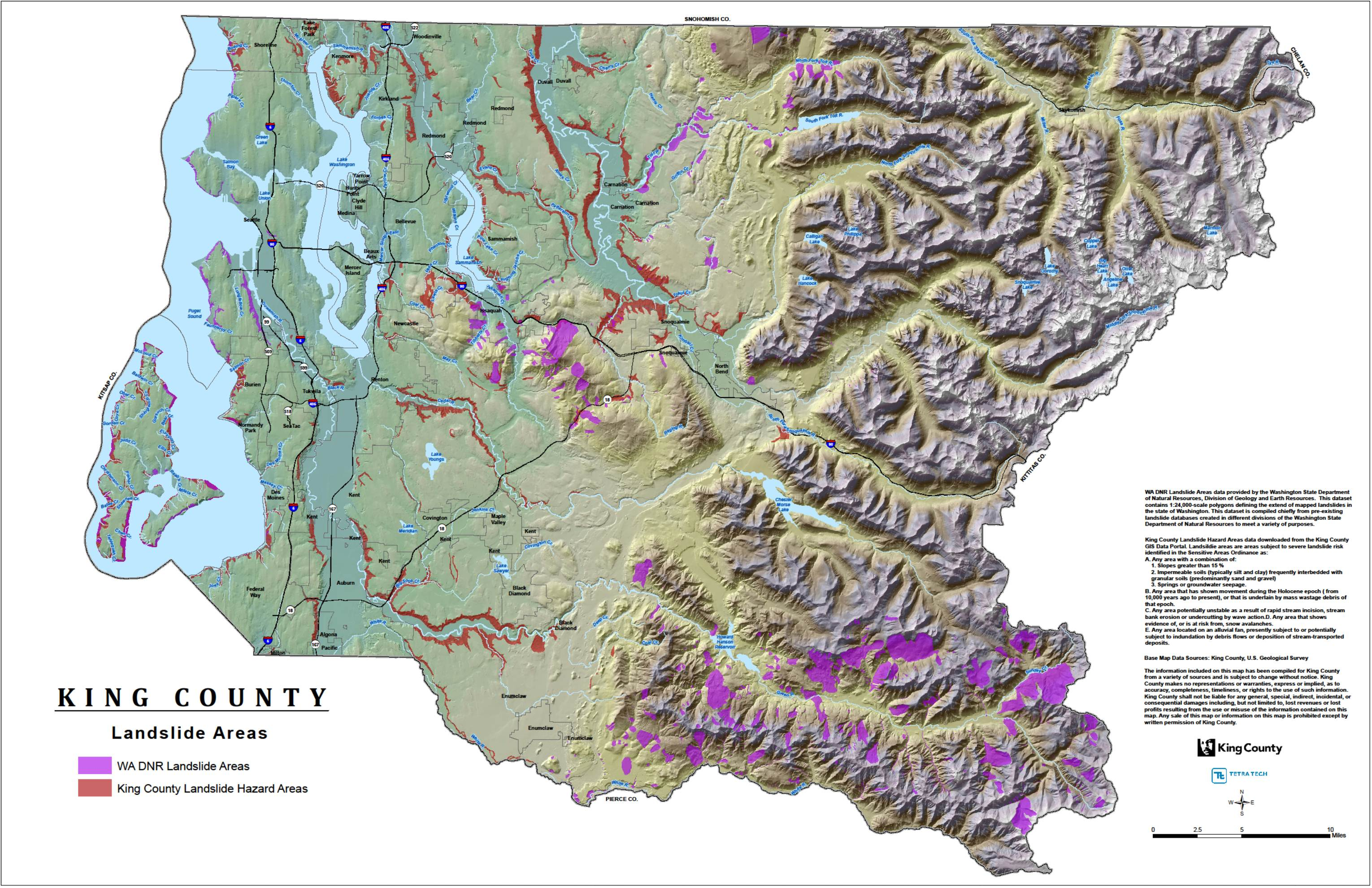 Landslide Risk Could Be Noted On King County Property Titles
