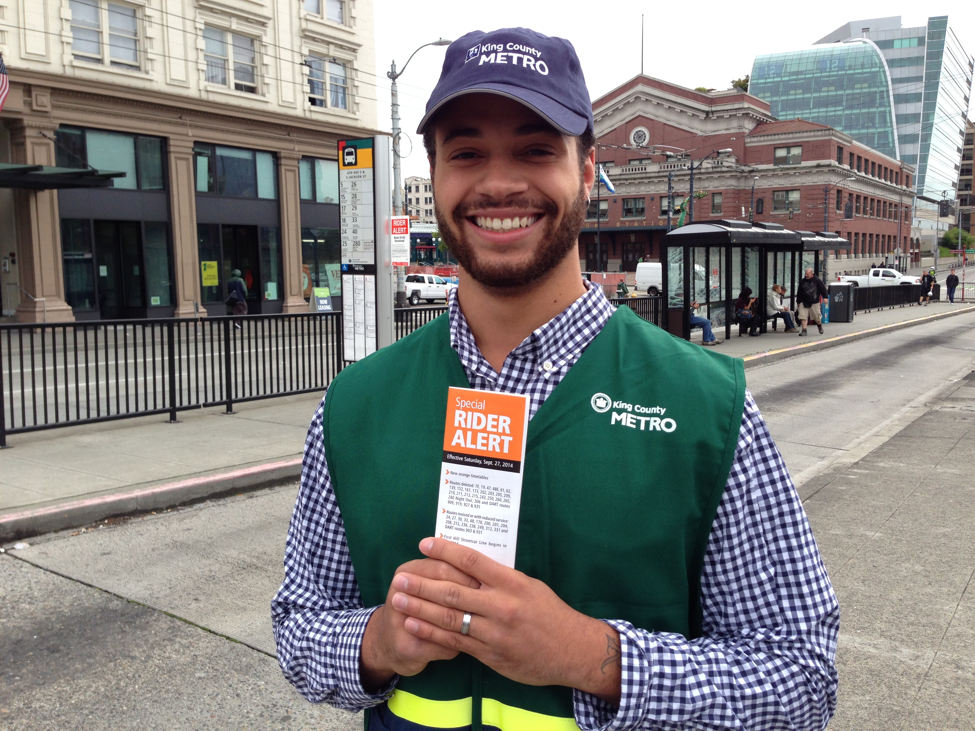 King County Metro: Prepare For Bus Cuts This Weekend   KUOW