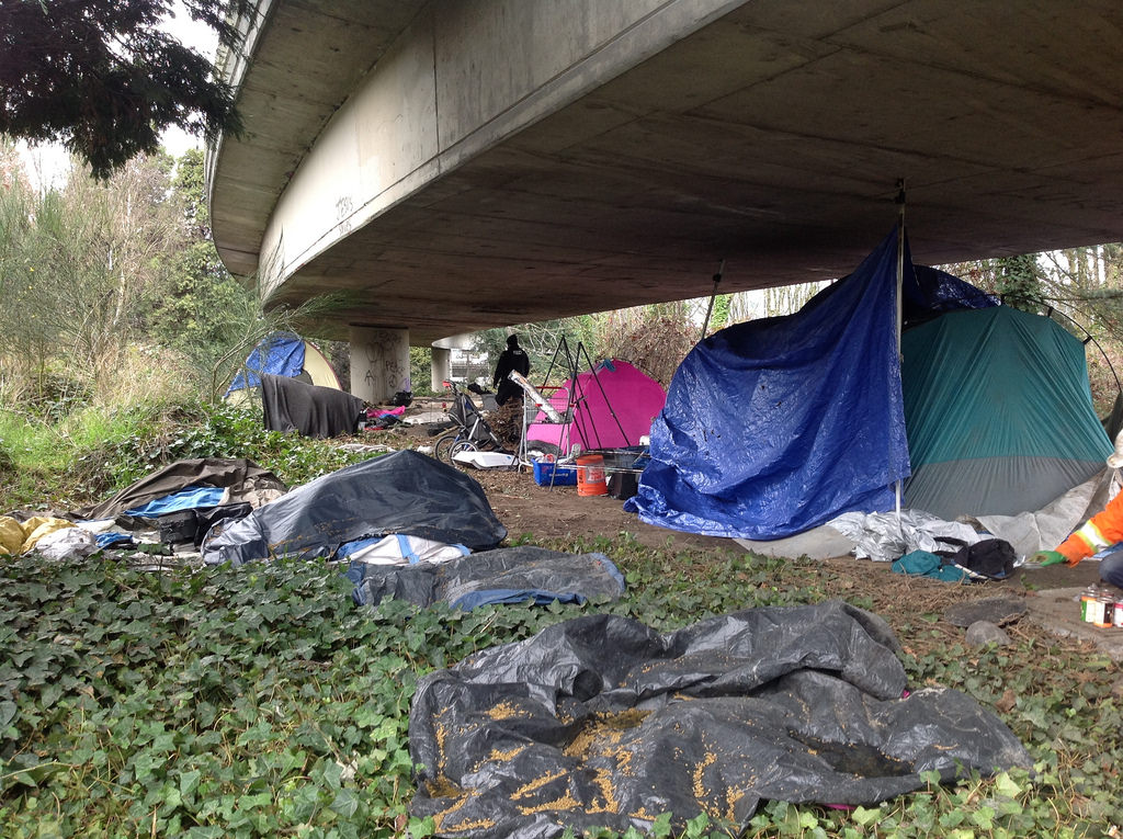 Homelessness keeps rising in Seattle and King County | KUOW News and Information & Homelessness keeps rising in Seattle and King County | KUOW News ...
