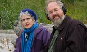 KUOW's Dave Beck and author Brenda Peterson