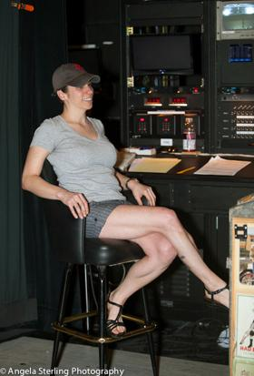 Pacific Northwest Ballet stage manager Sandy Barrack.