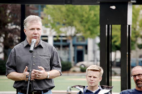 Washington state Senator Ed Murray