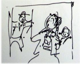 Thumbnail sketch by Kathleen Kemly
