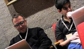 Cory Doctorow and Aaron Swartz