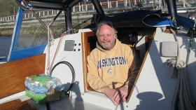 Jim Carnahan has been boating on Puget Sound all his life.