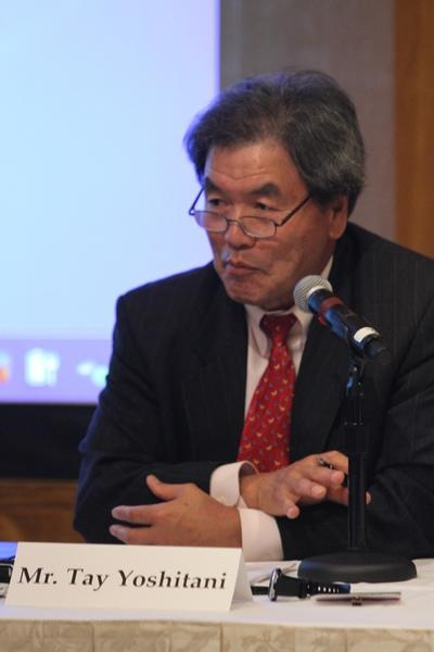 Port of Seattle CEO Tay Yoshitani
