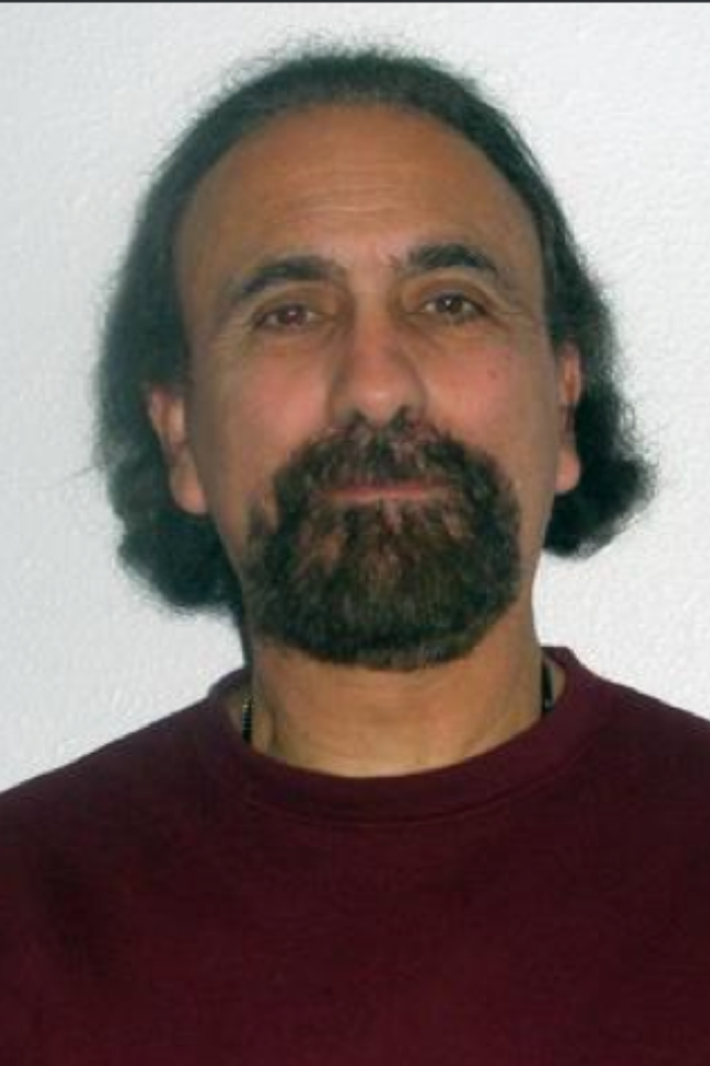Former Evergreen State College professor Jorge Gilbert. Photo from Openlibrary.org