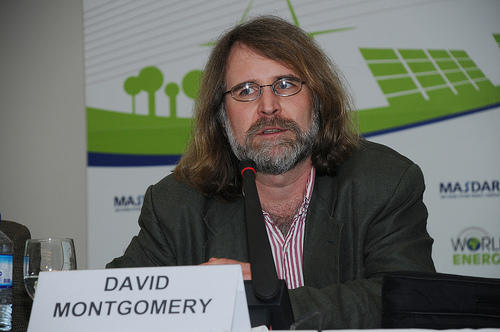 David Montgomery, 2009.