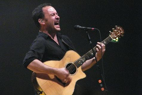 Dave Matthews performs in Milan, Italy, in 2010.
