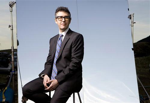 "Ira Glass, host of ""This American Life."""